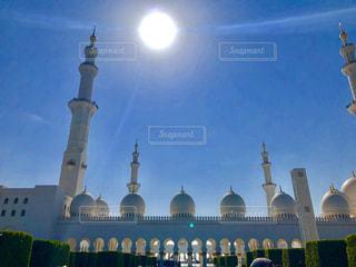 ドバイ モスク アラビアンの写真・画像素材[2105320]