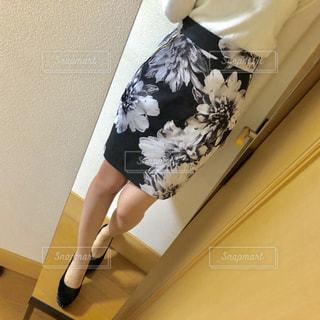 スカートの写真・画像素材[2126700]