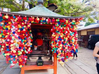 京都 神社 願いの写真・画像素材[2142709]
