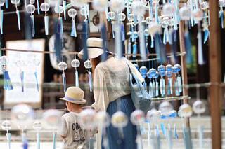 風鈴祭りの写真・画像素材[2368108]