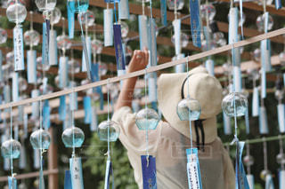風鈴祭りの写真・画像素材[2368111]