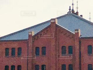 赤レンガ倉庫の写真・画像素材[2115443]