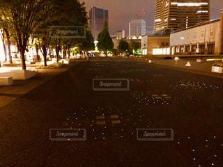 街の通りの眺めの写真・画像素材[2115513]
