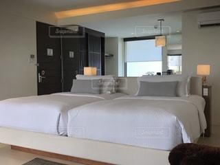 海外リゾートの部屋の写真・画像素材[2362179]