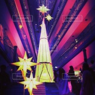 クリスマスムードの写真・画像素材[2105888]