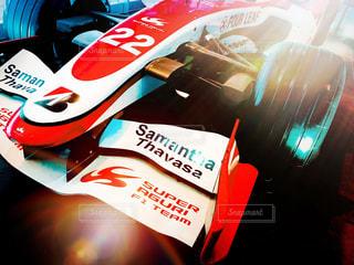 レーシングカーの写真・画像素材[2128305]