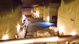 大谷資料館の入口付近の写真・画像素材[2112291]