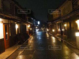 倉敷の夜の写真・画像素材[3087623]