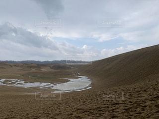 鳥取砂丘の写真・画像素材[3087644]