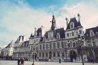 フランス旅行のパリ観光。の写真・画像素材[2107826]