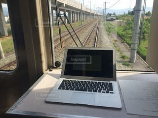 電車の写真・画像素材[31301]