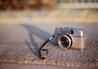 ハーフカメラの写真・画像素材[2119778]