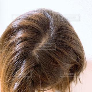 髪の毛さらつや!の写真・画像素材[2369780]