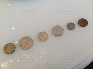 イギリスのお金の写真・画像素材[2207619]