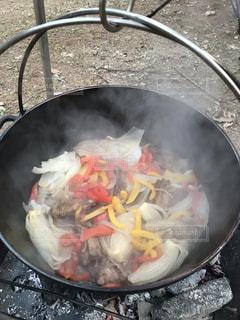 スペアーリブのコーラ煮の写真・画像素材[2109811]