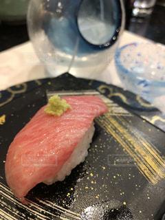 食べ物の皿のクローズアップの写真・画像素材[2110974]