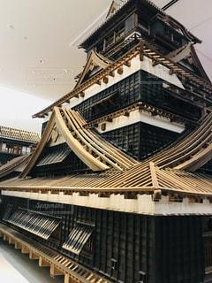 熊本城 模型の写真・画像素材[2114746]