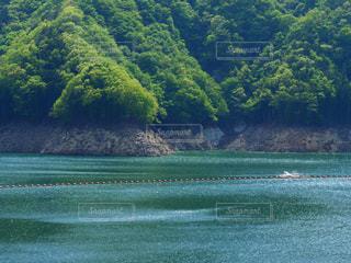 ダムの写真・画像素材[2136245]