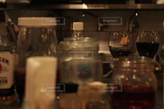 ワイングラスの写真・画像素材[2115377]