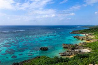 宮古島,イムギャーマリンガーデンからの眺めの写真・画像素材[2118918]