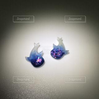 ジンベエザメのアクセサリーの写真・画像素材[2117565]