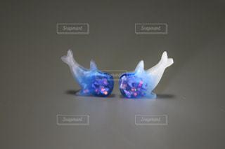 ジンベエザメのアクセサリーの写真・画像素材[2117566]
