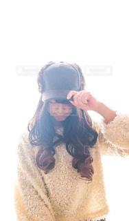 帽子をかぶった人の写真・画像素材[2773574]
