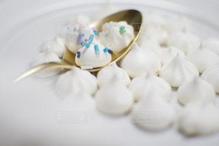 メレンゲクッキーの写真・画像素材[3032435]