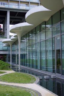 伊東豊雄さん設計 台湾大学図書館の写真・画像素材[2158033]