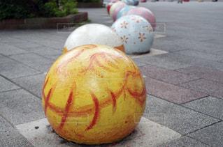 台湾台北 街中パブリックアートの写真・画像素材[2158037]