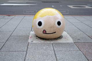 台湾台北 街中パブリックアートの写真・画像素材[2158044]