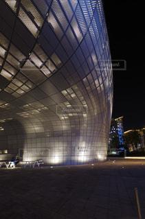 韓国ソウル DDP 東大門デザインプラザの写真・画像素材[2158869]
