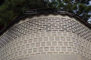 韓国の塀の写真・画像素材[2159403]
