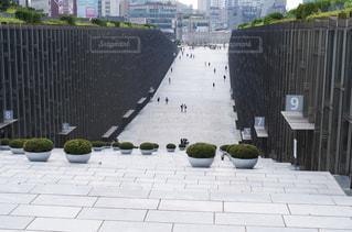 韓国ソウル 梨花女子大学の写真・画像素材[2160475]