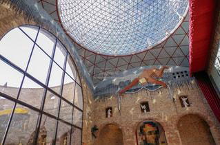 スペイン フィゲラスのダリ美術館の写真・画像素材[2184346]