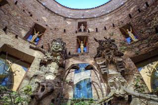 スペイン フィゲラスのダリ美術館の写真・画像素材[2185158]