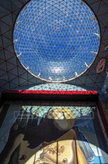 フィゲラス ダリ美術館の写真・画像素材[2185160]