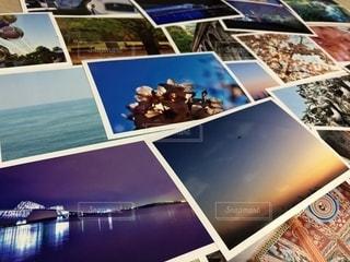 思い出の写真たちの写真・画像素材[2118795]
