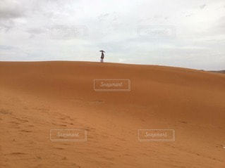 砂漠の写真・画像素材[80987]