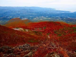 山の景色の写真・画像素材[2119116]