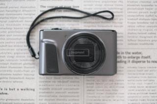 コンパクトデジタルカメラの写真・画像素材[2172776]