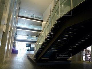 階段登りに裏の写真・画像素材[2202298]
