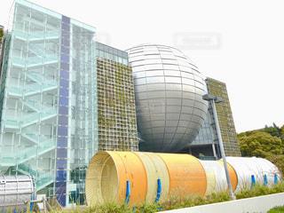 大きな建物の写真・画像素材[3219108]