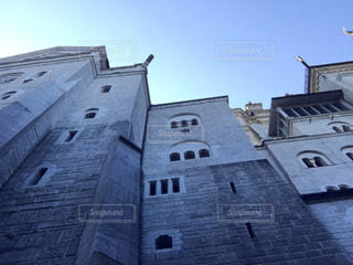 石造りの建物の写真・画像素材[3250866]