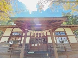 神社の写真・画像素材[3364223]