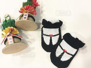 ベビー用足袋風靴下の写真・画像素材[854972]