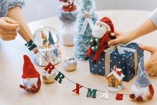 クリスマスの準備の写真・画像素材[2713349]