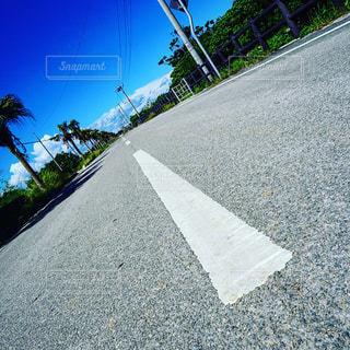 黒島 日本の道:百選道路の写真・画像素材[2122661]