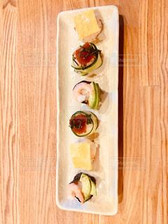 手作り手毬寿司の写真・画像素材[2136446]