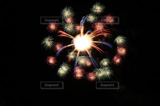 花火の写真・画像素材[2391451]